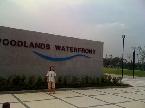 Woodlands Waterfront Park!