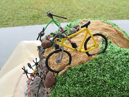 Sculpey Bicycle